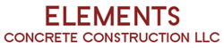 Elements Concrete Construction LLC