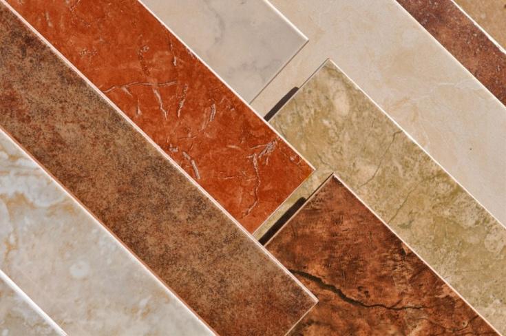 Sample tiles